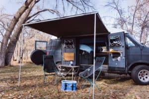 ¿Cómo es vivir en una furgoneta a tiempo completo?