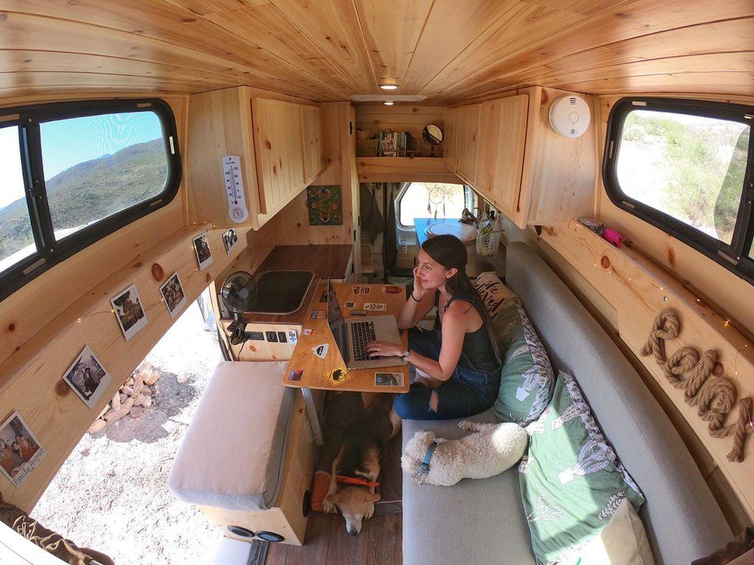 1606238720 521 Ford Transit Camper ideas de conversion y de la inspiracion
