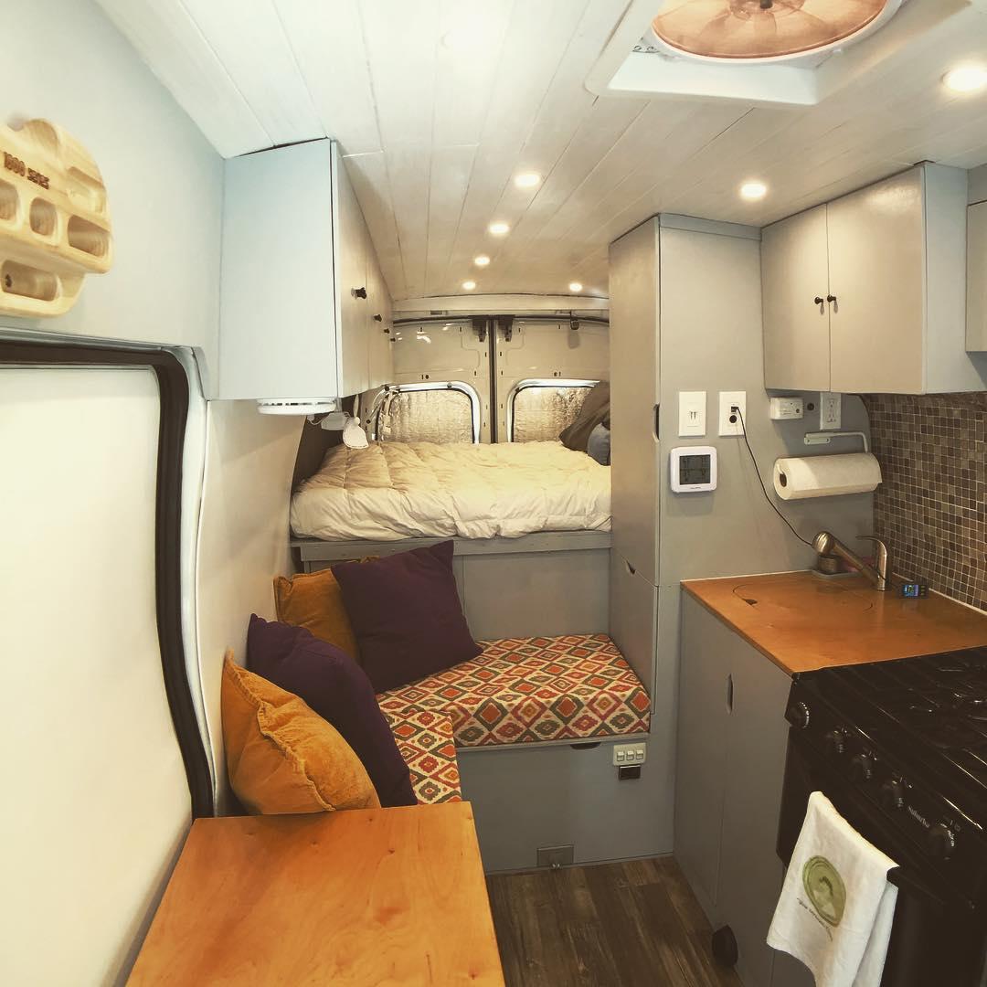 1606238720 655 Ford Transit Camper ideas de conversion y de la inspiracion
