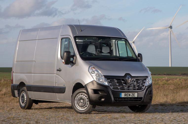 2 Renault Master ZE