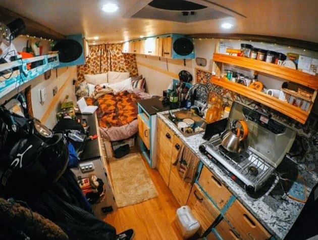 @dont know road Cómo diseñar el interior de tu furgoneta