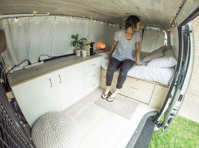 @heytess Cómo diseñar el interior de tu furgoneta