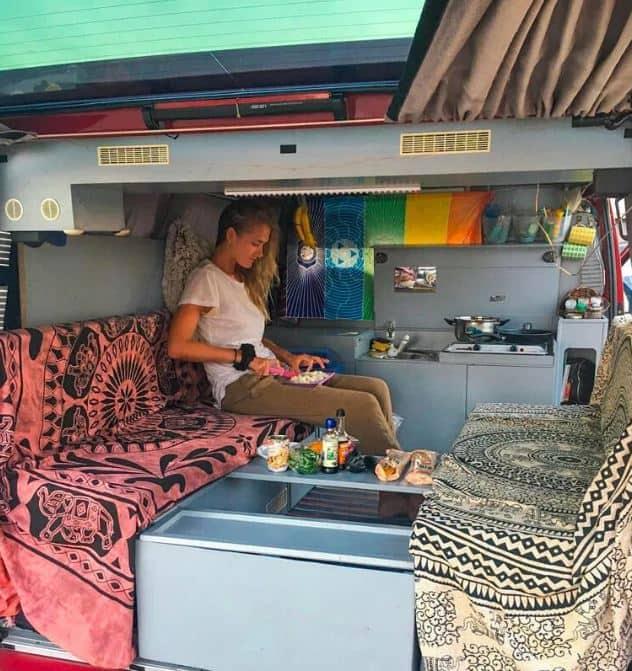 @kayloor Cómo diseñar el interior de tu furgoneta