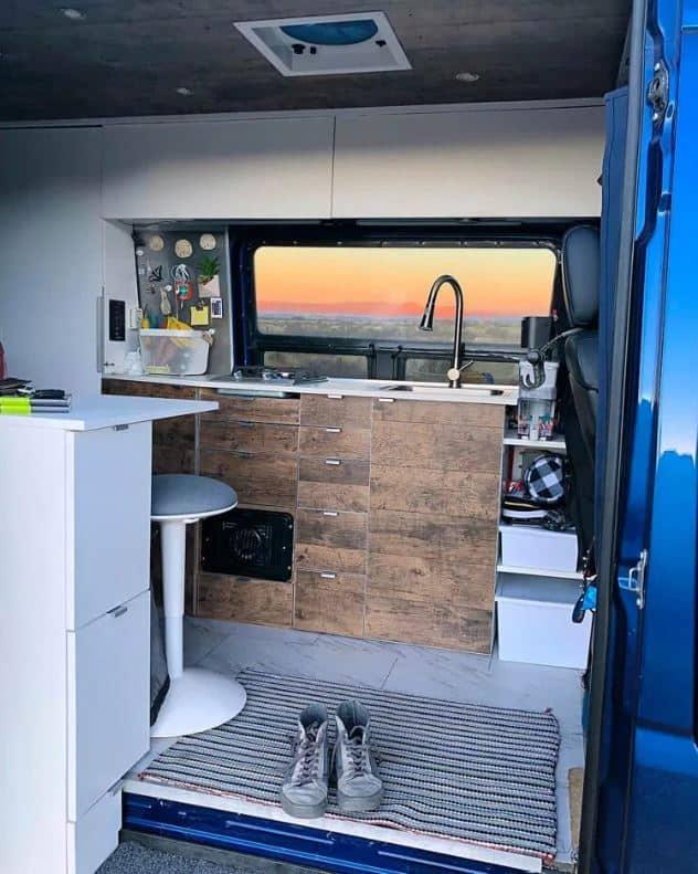 @van.there Cómo diseñar el interior de tu furgoneta