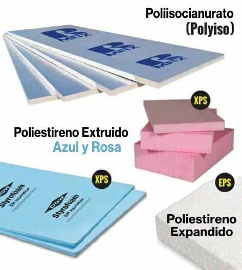 Aislamiento De Panel De Espuma Estriada e1597960942745