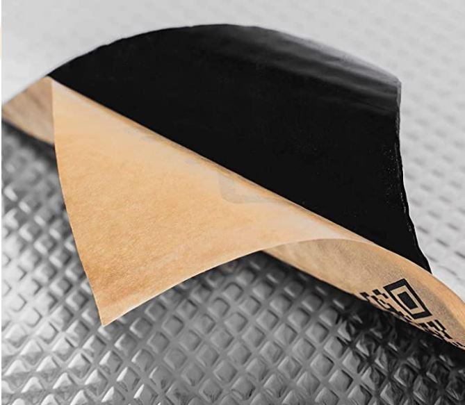 Aislante acústico adhesivo para Furgonetas o RV