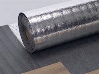 Aislante acústico para el suelo para Furgonetas o RV