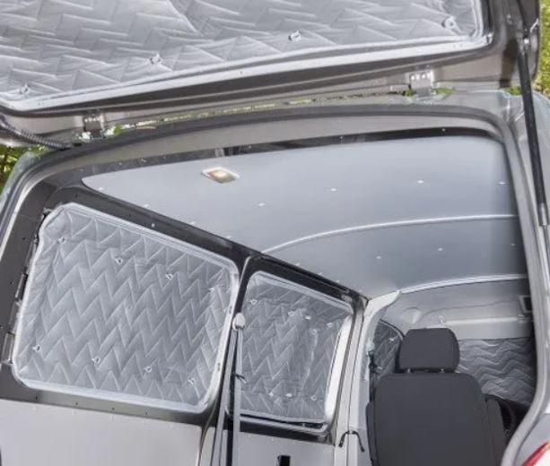 Aislante térmico para ventanas en rollo