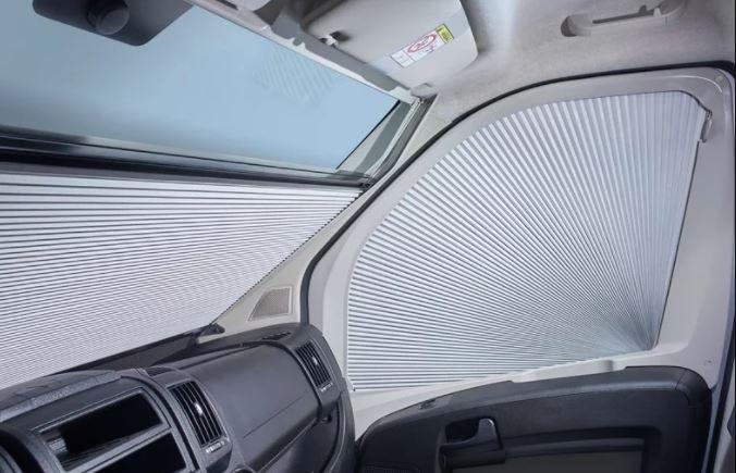 Aislante térmico para ventanas para Furgonetas o RV