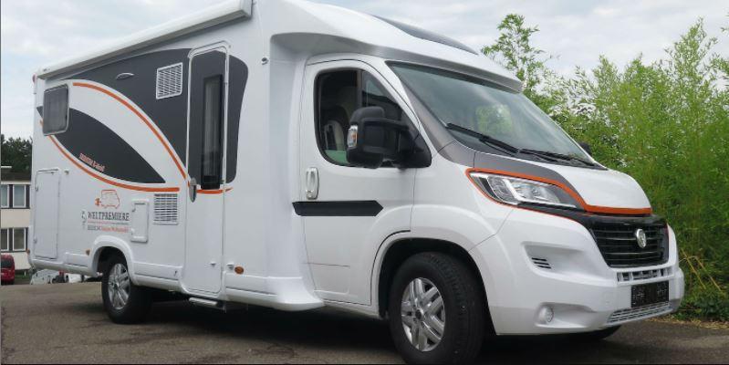 Autocaravana Iridium E Mobil