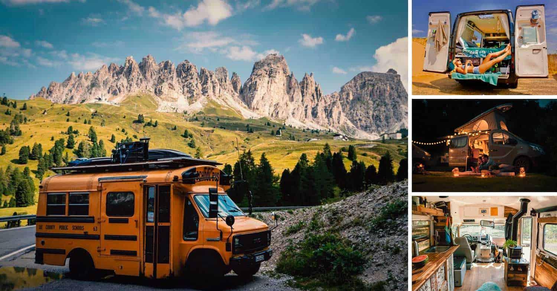 ¿Cuál es la mejor furgoneta para vivir?