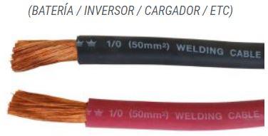 Cable Primario (BATERÍA / INVERSOR / CARGADOR / ETC)
