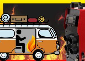 ¿Por qué utilizar un calentador diésel?