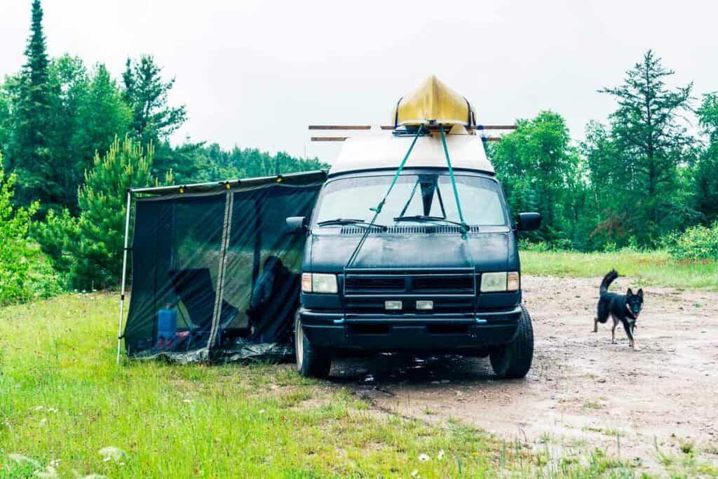 Toldo con mosquitero - consejos para mantener los Mosquitos Fuera
