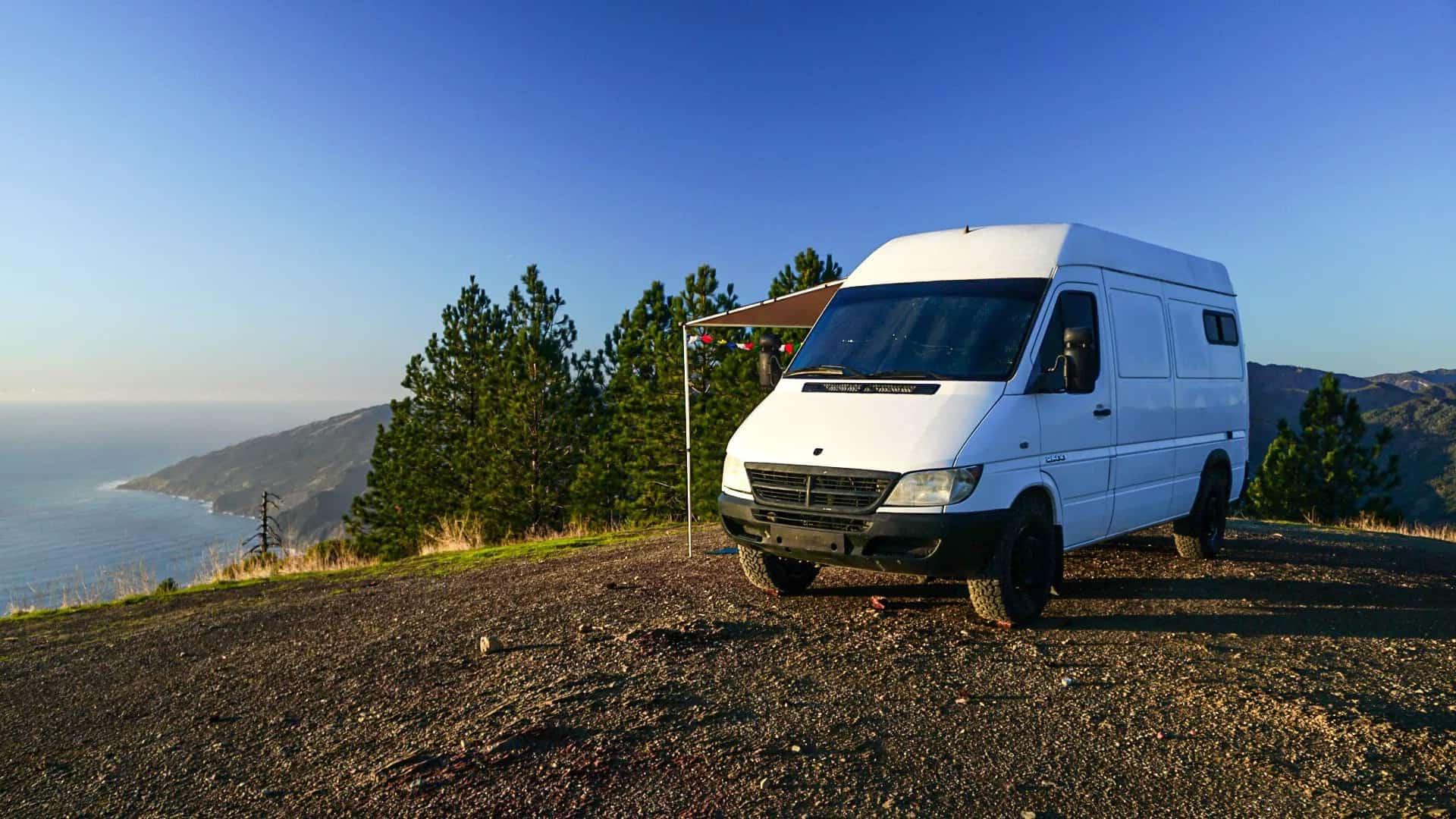 Como ser ecologico viviendo en furgoneta o RV 1