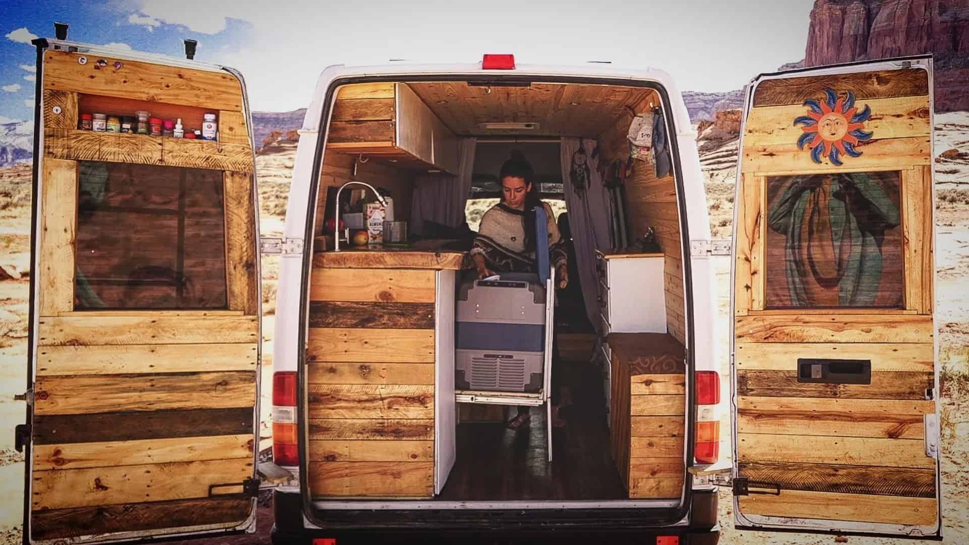 Como ser ecologico viviendo en furgoneta o RV 2