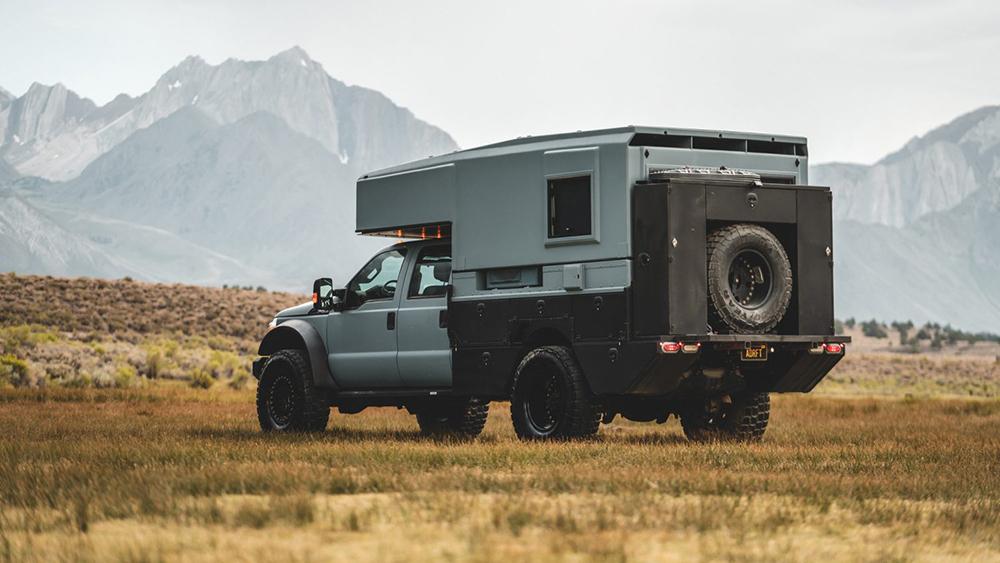 Custom F550 Camper 02