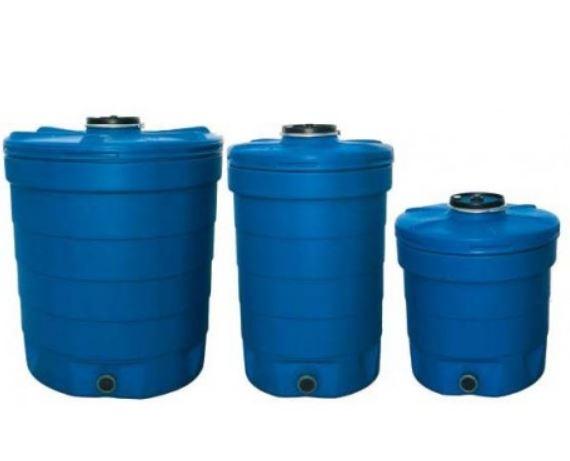 Depósito de agua potable para furgonetas camper o RV