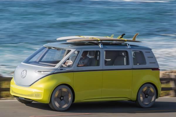 El futuro de Van Life esta aqui. ¡Y es electrico