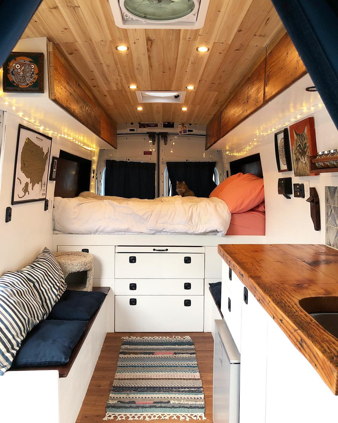 Ford Transit Camper ideas de conversion y de la inspiracion