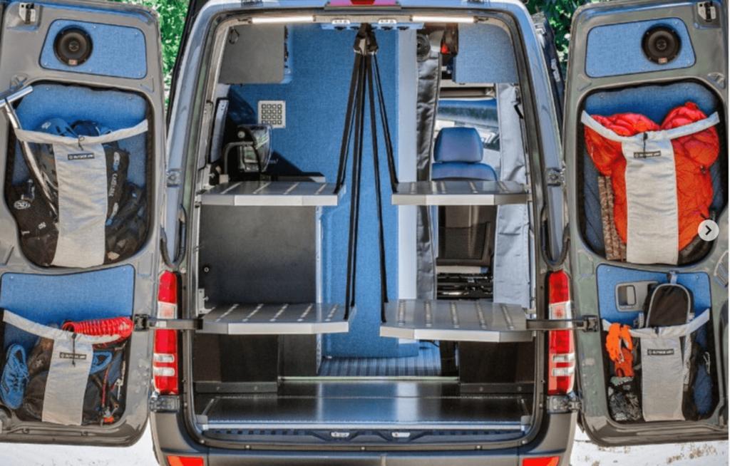 Los mejores diseños de furgonetas camper para familias