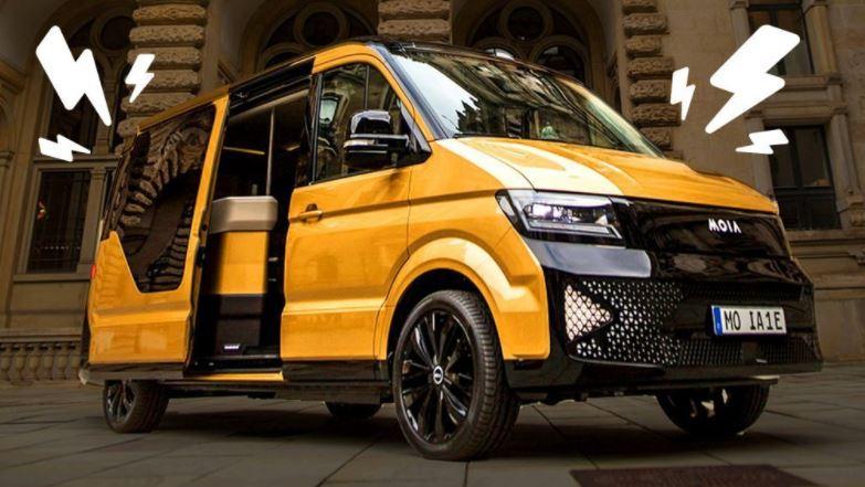 MOIA Electric Van