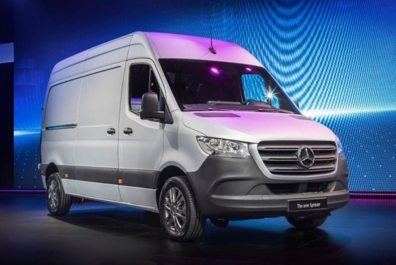 Mercedes Sprinter electrica