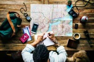 Cómo planificar un viaje por carretera a largo plazo