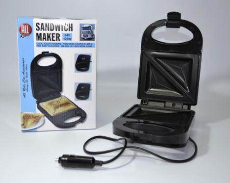 Sandwichera 12V para Furgoneta Camper o RV