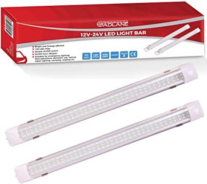 Catálogo de Barra de Iluminación Led 12V disponibles