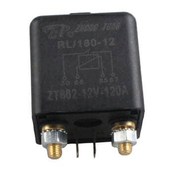 basic relay isolator