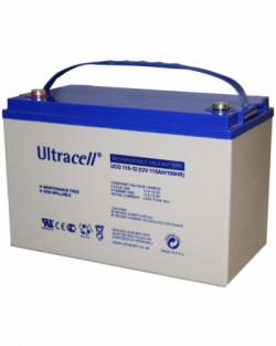 Tabla de Batería Gel 12V disponibles