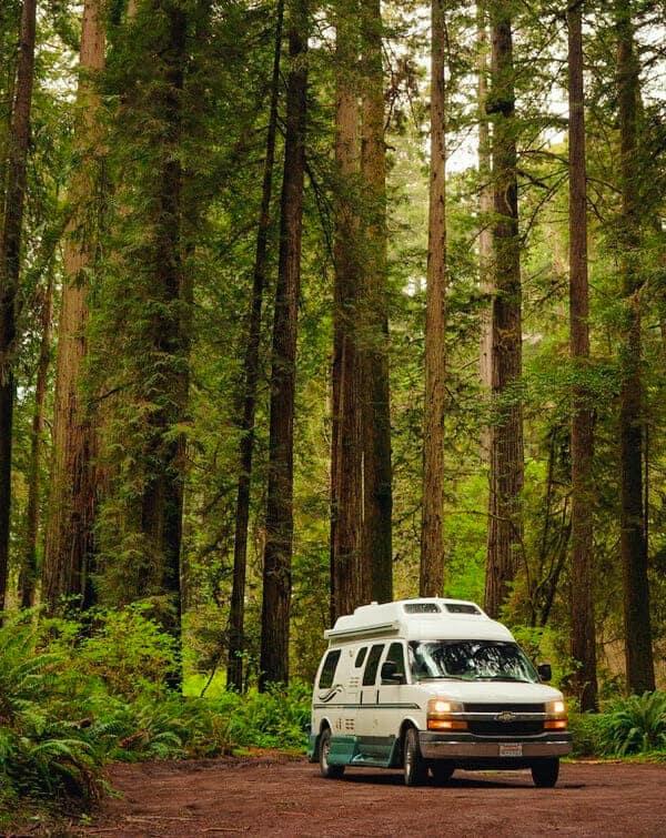buying a campervan