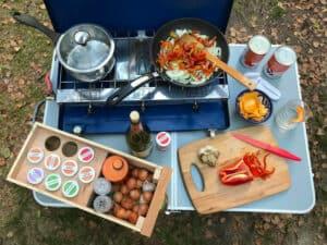 La mejor cocina portátil de propano para acampar