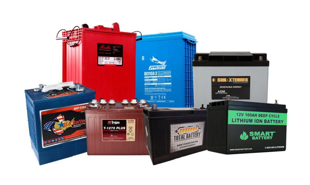 Cómo Cargar un Banco de Baterías de Vehículos Recreativos