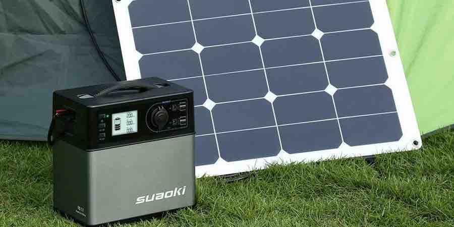 Listado de Generador Solar Portátil disponibles