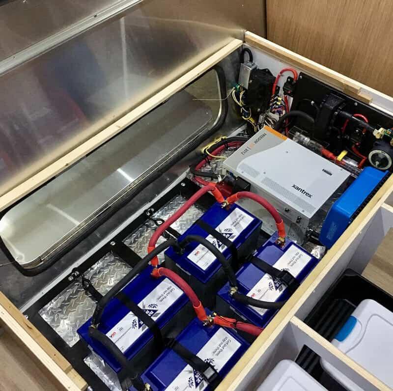 installing rv inverter charger