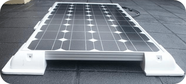 Inventario de Panel Solar Rígido disponibles
