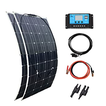 Paneles Solares Flexible