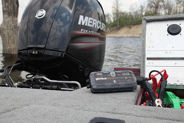 portable boat jump starter