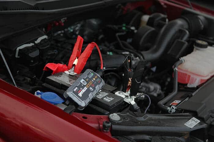 ¿Qué es un arrancador de baterías portátil?