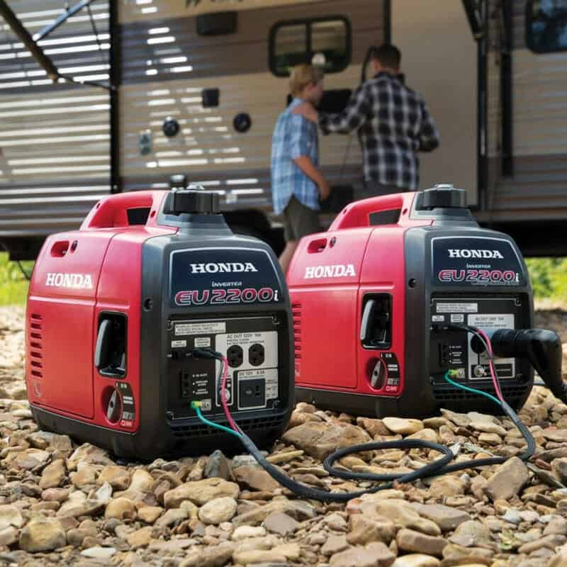 rv portable inverter generators