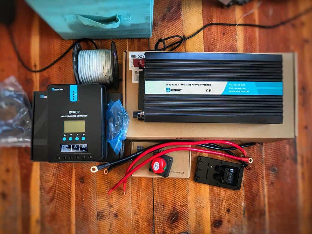 solar power 12v inverter