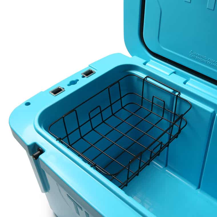 wire basket cooler